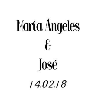 14.02.18 María Ángeles y José