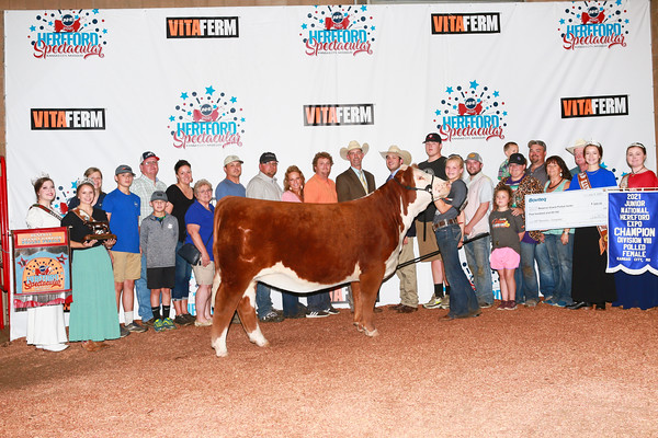 National Junior Hereford Expo