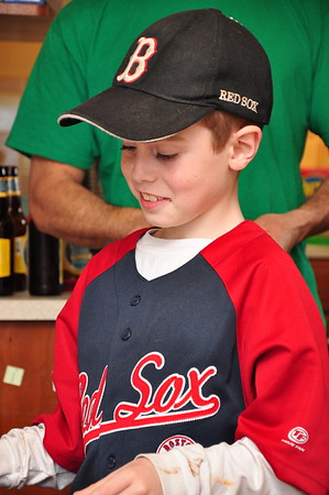 2010-04-18 - Thomas' 8th Birthday