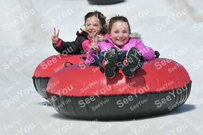 Snow Tubing 3-23-13 3-5pm session