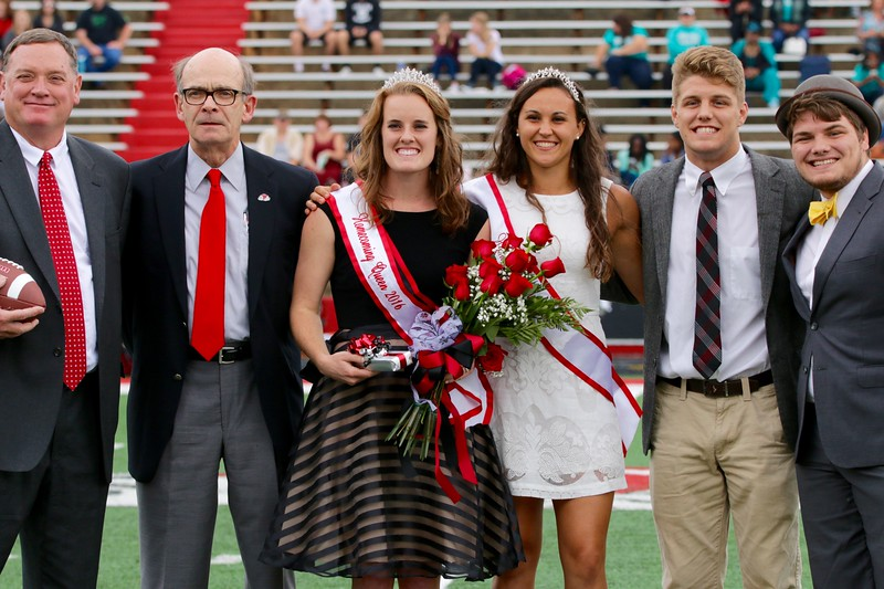 Jesse-Anne Rogers won 2016 Gardner-Webb Homecoming Queen.