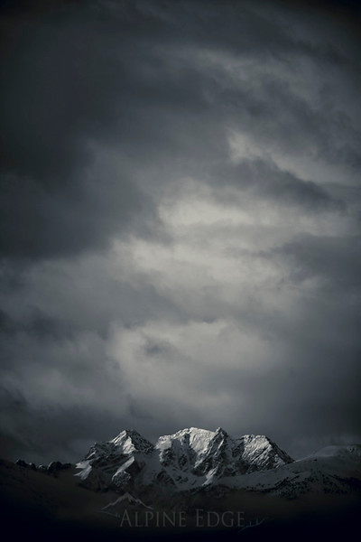 Rocky Mountains in Jasper National Park, Canada.