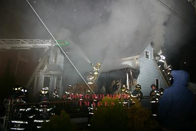 Somerville, MA - 3rd Alarm, 15 Oliver Street, 1-30-06