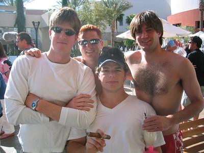 Neuman's Bachelor Party in Las Vegas NV - April 11th-13th, 2003
