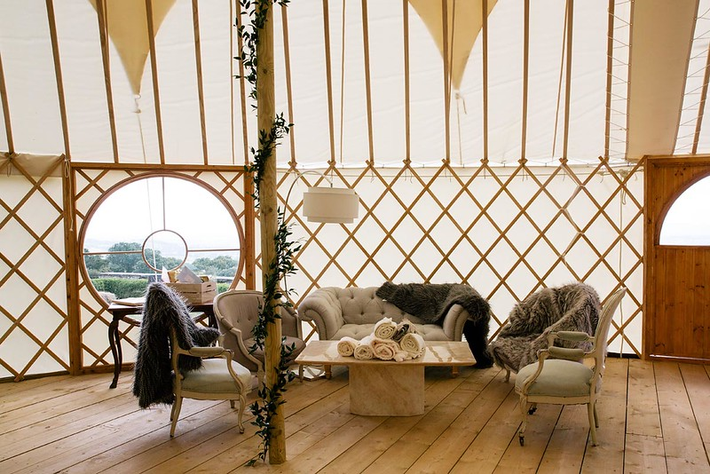 The Palace Yurt
