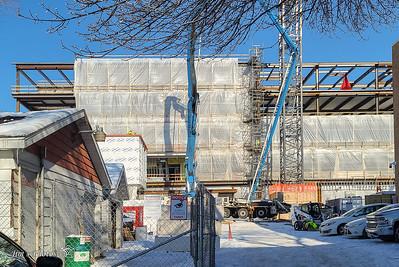 Buildings - SSM Health South Madison Campus - Building Construction Pt-1  Winter 2020