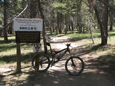 Tahoe Meadows - Flume Trail - 2008