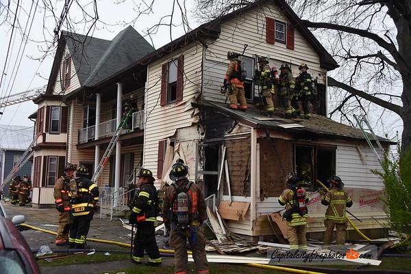 4/10/21 - Mechanicsburg, PA - S. High St