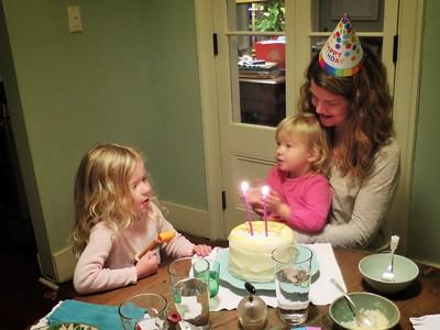 Billie Louisa's Second Birthday