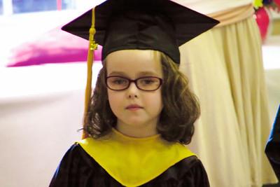 2014-5 MJR pre-school graduation