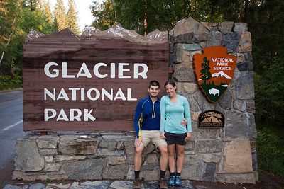 Adventure Honeymoon 2013 - Glacier National Park