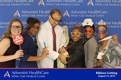 Adventist HealthCare White Oak Medical Center Ribbon Cutting