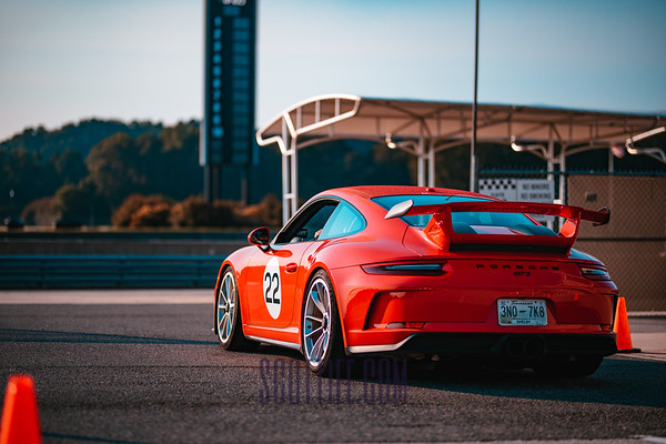 GT3 Red #22