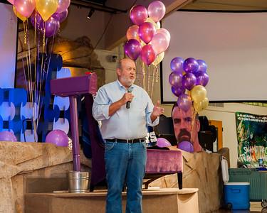 25th Anniversary Celebration for Grant Byrd