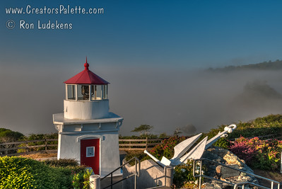 Lighthouses - California - Trinidad