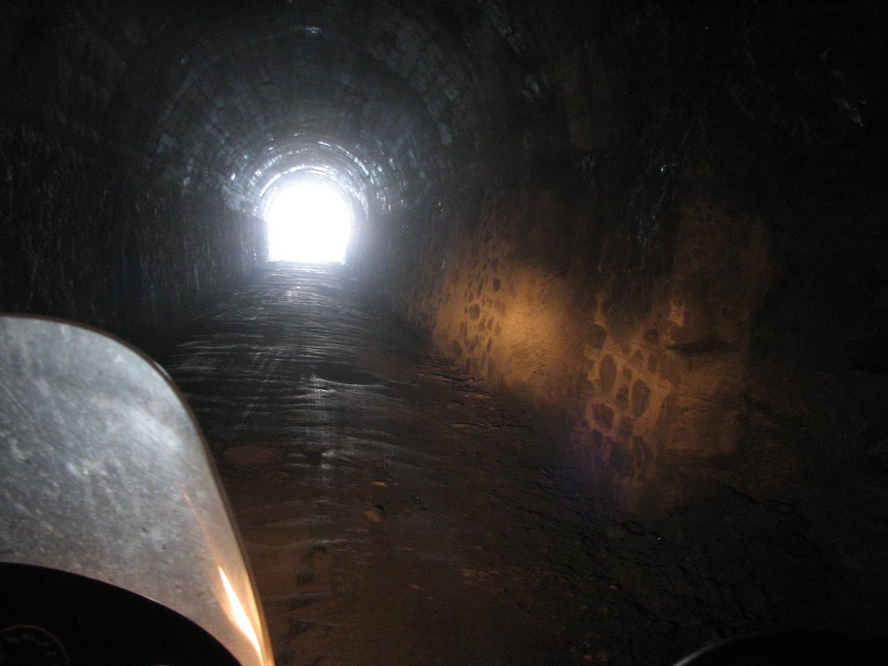 Tunnelzicht