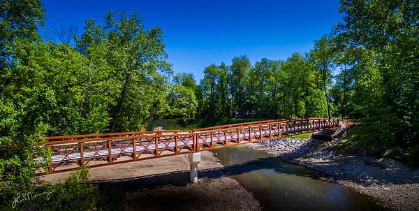 Granville Rotary Bridge