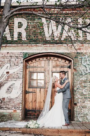 Anna + Anthony Wedding
