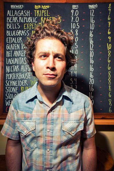 Greg Jasgur Portraits