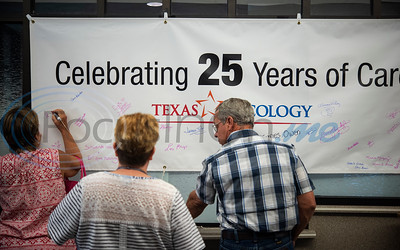 8/29/19 Texas Oncology-Tyler Celebrates 25th Anniversary by Sarah A. Miller