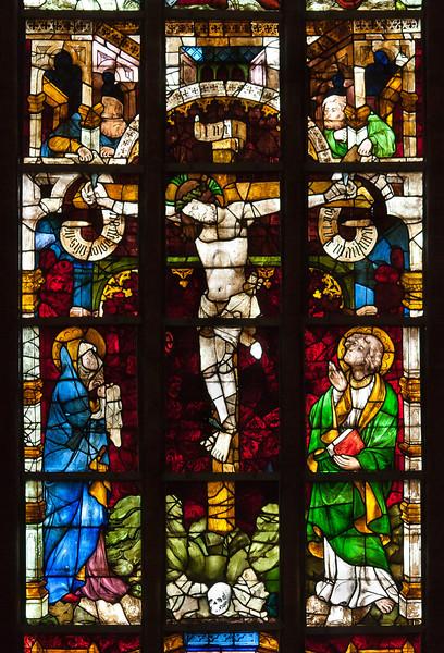 Stendal, Dom St. Nikolaus, I Christus-Fenster