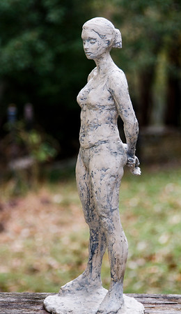 standing woman large