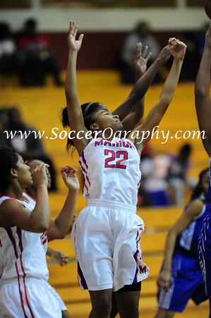 Marion Basketball - Dragon Fire 2011