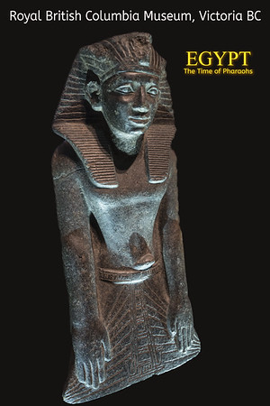 Royal British Columbia Museum                   - Egypt, The Time of Pharaohs