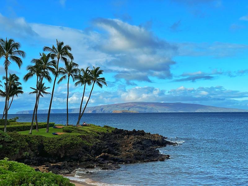 Maui Looking towards Molikini