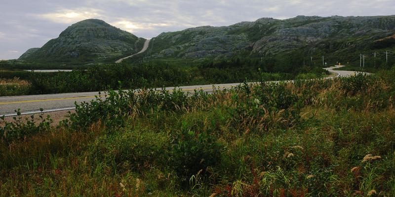 Route Highway138 - Québec