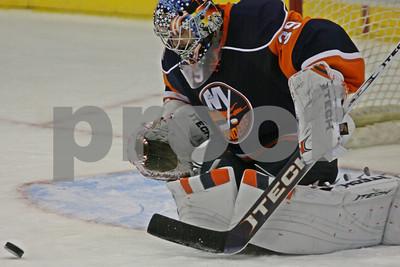 2/21/2008 - Tampa Bay Lightning vs. New York Islanders - Nassau Coliseum, Uniondale, NY