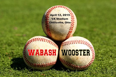 2015 Wabash vs Wooster (04-12-15)