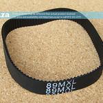 SKU: AM-BELT/MXL/89, Closed-loop 89MXL Timing Belt 89mm for 2012-2014 V-Series Vinyl Cutter Y-Axis