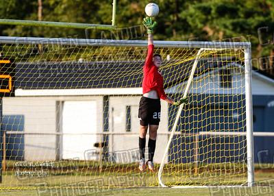 DHS Var Mens Soccer vs NW Guilford-8-31-15