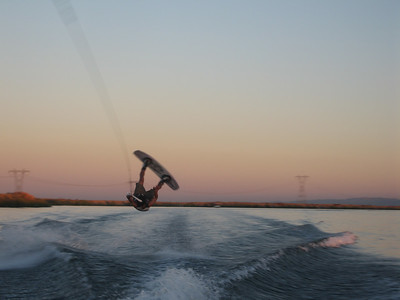 Kite/Wakeboarding