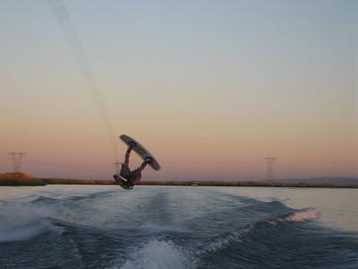 Kite/Wakeboarding