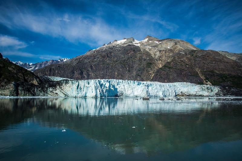 Margerie Glacier, Glacier Bay, August 9, 2017