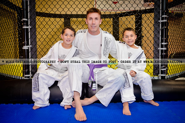 McCall MMA Student Picture Day - December 2012