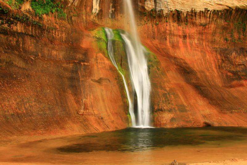 Calf Creek Falls and Pool