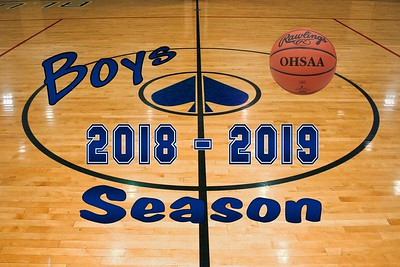 2018-2019 Boy's Basketball