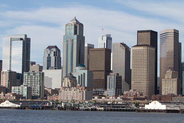 Seattle June 2010