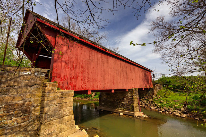 The Bailey Bridge