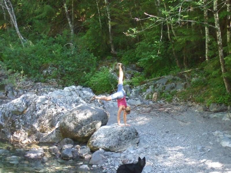 Tracy McFarlane - Opal Creek, Oregon
