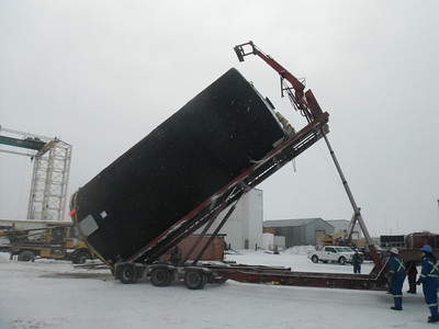 Tank Shipping