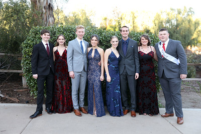 Foothill HS Winter Formal 01.19.18