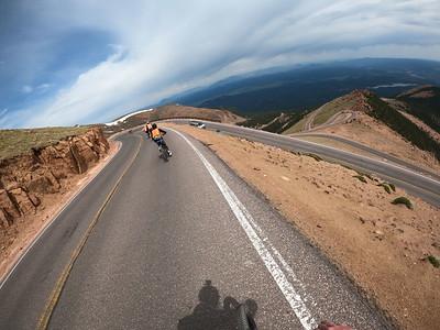 Westbound 2021-Pike's Peak Group Bike Ride