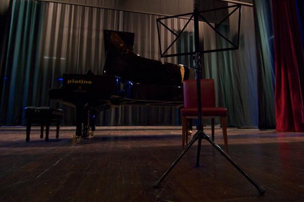 Enrico Dindo e Monica Cattarossi - Teatro Sociale di Pinerolo, 9 aprile 2013