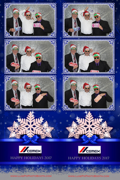 2017.12.09 Cemex Holiday Party