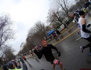 Boston Marathon 2015 GoPro