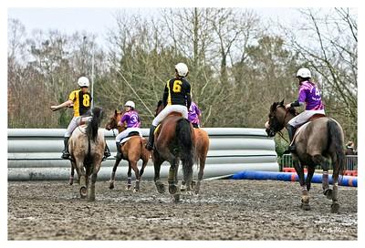Horseball Croix d'Hins
